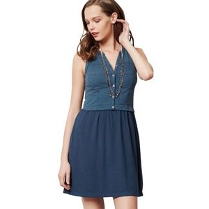Anthropologie Saturday Sunday Highway Day Dress M